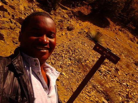Lionnel Yamentou - Mount Baldy