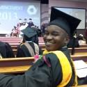 Lionnel Yamentou Graduation 2013
