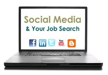 social media and job search