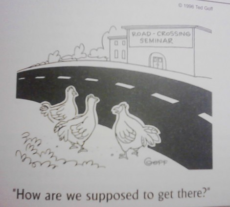 Why-did-the-chiken-cross-the-road