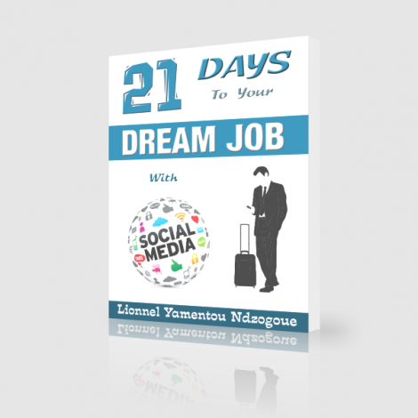 21 days to your dream job with social media book