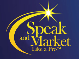 speak and market like a pro logo