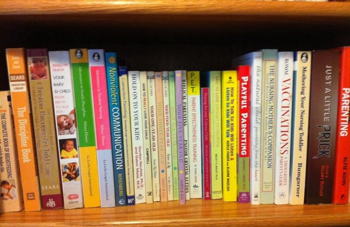My top 5 books